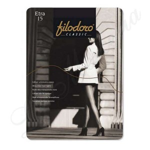 "Tights Etra 15 - ""Filodoro"""