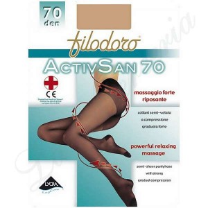 "Tights Activ-San 70 - ""Filodoro"""