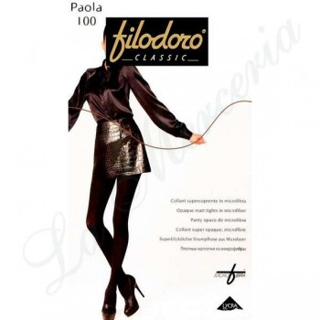"Tights Paola 100 - ""Filodoro"""