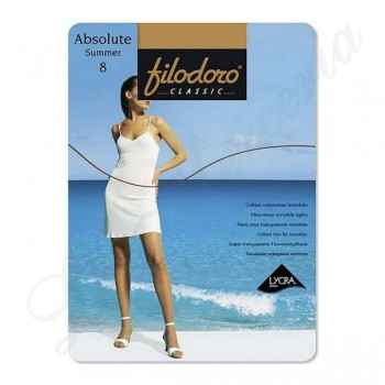 "Tights Absolute Summer 8 - ""Filodoro"""