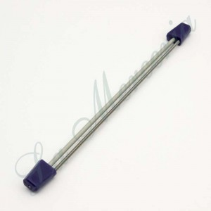 "Lace bobbin and stitch holders - Stainless - ""Prym"""