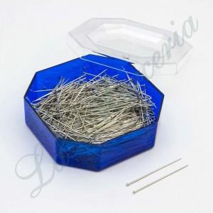 Steel needle box No. 8-E - 34 x 0,60 mm. (50 gr.)