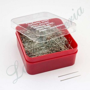 Steel needle box No 8-E - 34 x 0,60 mm. (250 gr.)