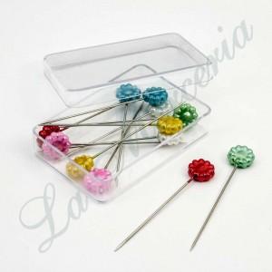 Fantasy needle box - The Suns of colours (12 u.)